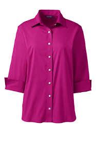 Women's Tall 3/4 Sleeve Flip Cuff Stretch Shirt