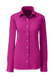 Women's Petite No Gape Stretch Shirt