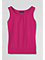 Women's Fine Gauge Supima Plain Sleeveless Jumper