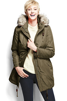 Women's Insulated Coat