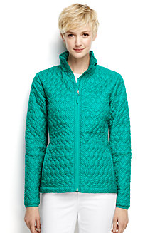 Women's Patterned PrimaLoft Packable Jacket