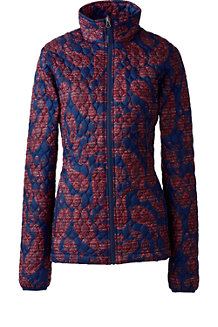 Women's Patterned PrimaLoft® Packable Jacket