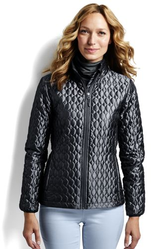 Women's Regular PrimaLoft Packable Jacket – Shimmer