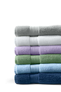 Hydrocotton 6 Piece Towel Set Lands End