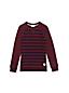 Gemusterter Colorblock-Sweater für kleine Jungen