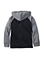Little Boys' Zip-front Hooded Tricot Jacket