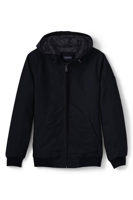 Unisex Hooded Work Jacket
