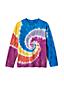 Boys' Long Sleeve Tie-dye Super-T T-shirt