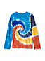 Little Boys' Long Sleeve Tie-dye Super-T™