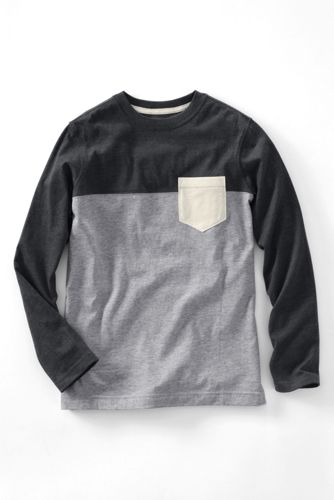 Little Boys' Colourblock Super-T