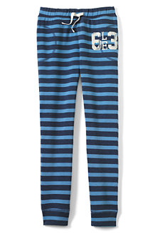 Girls' Pattern Jogging Bottoms