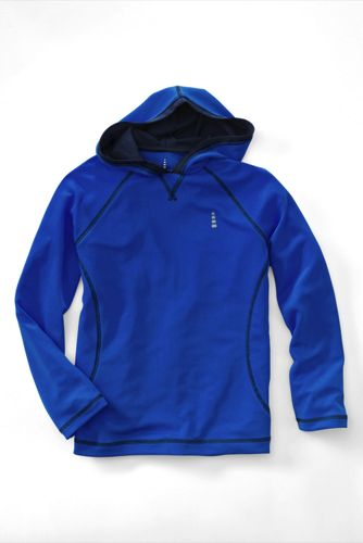 Little Boys' Hooded Active Tee