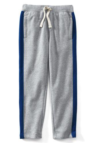 Little Boys' Side-stripe Sweatpants