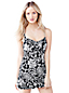 Beach Living Verstellbares Dresskini-Top Kunstdruck