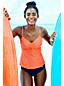 Le Tankini Dentelle Beach Living Ajustable Femme, Taille Standard