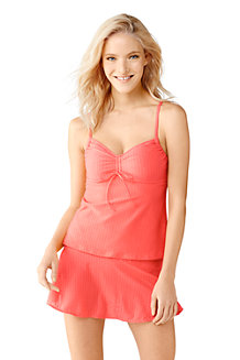 Le Tankini Dentelle Beach Living Ajustable Femme