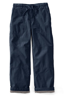 Boys' Iron Knee Jersey-lined Beach Trousers