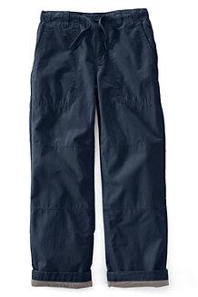 Gefütterte Iron Knee® Baumwollhose für Jungen