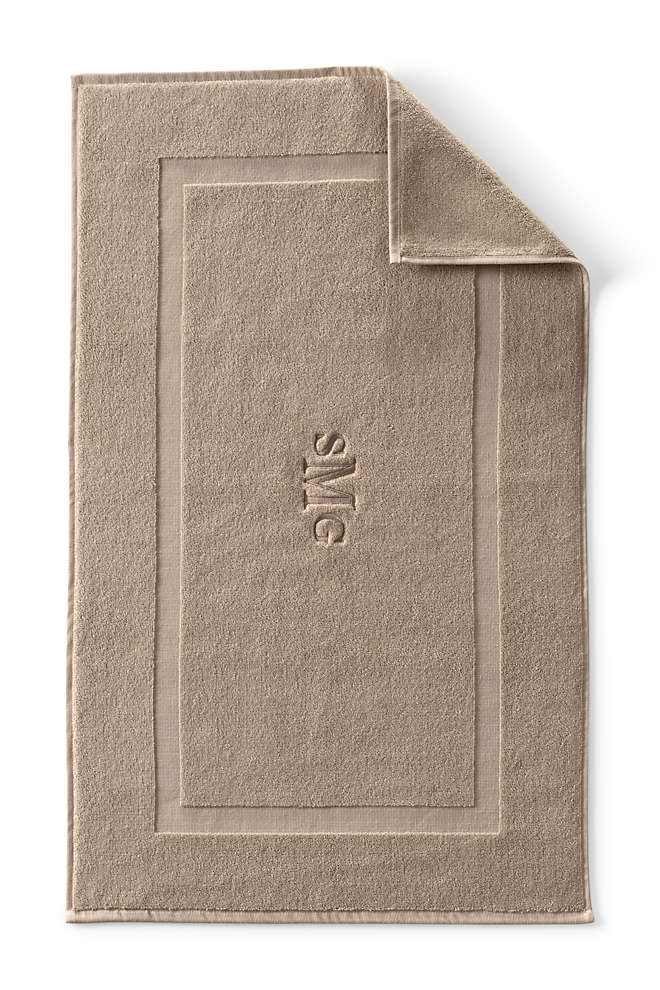 "Supima Cotton Tub Mat 20"" x 33"", Front"