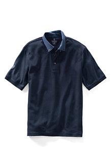 Men's Colourblock Supima® Polo