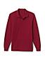 Men's Long Sleeve Piqué Polo Shirt