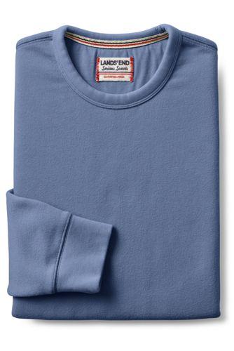 Men's Tall Long Sleeve Serious Sweats Crewneck Sweatshirt