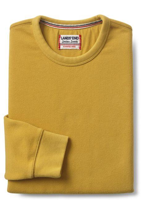 Men's Long Sleeve Serious Sweats Crewneck Sweatshirt