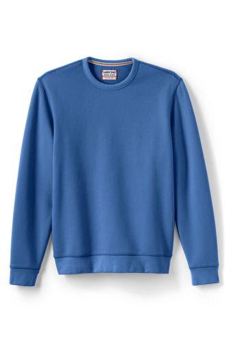 c4ca37941 Men's Serious Sweats Crew Neck Sweatshirt | Lands' End