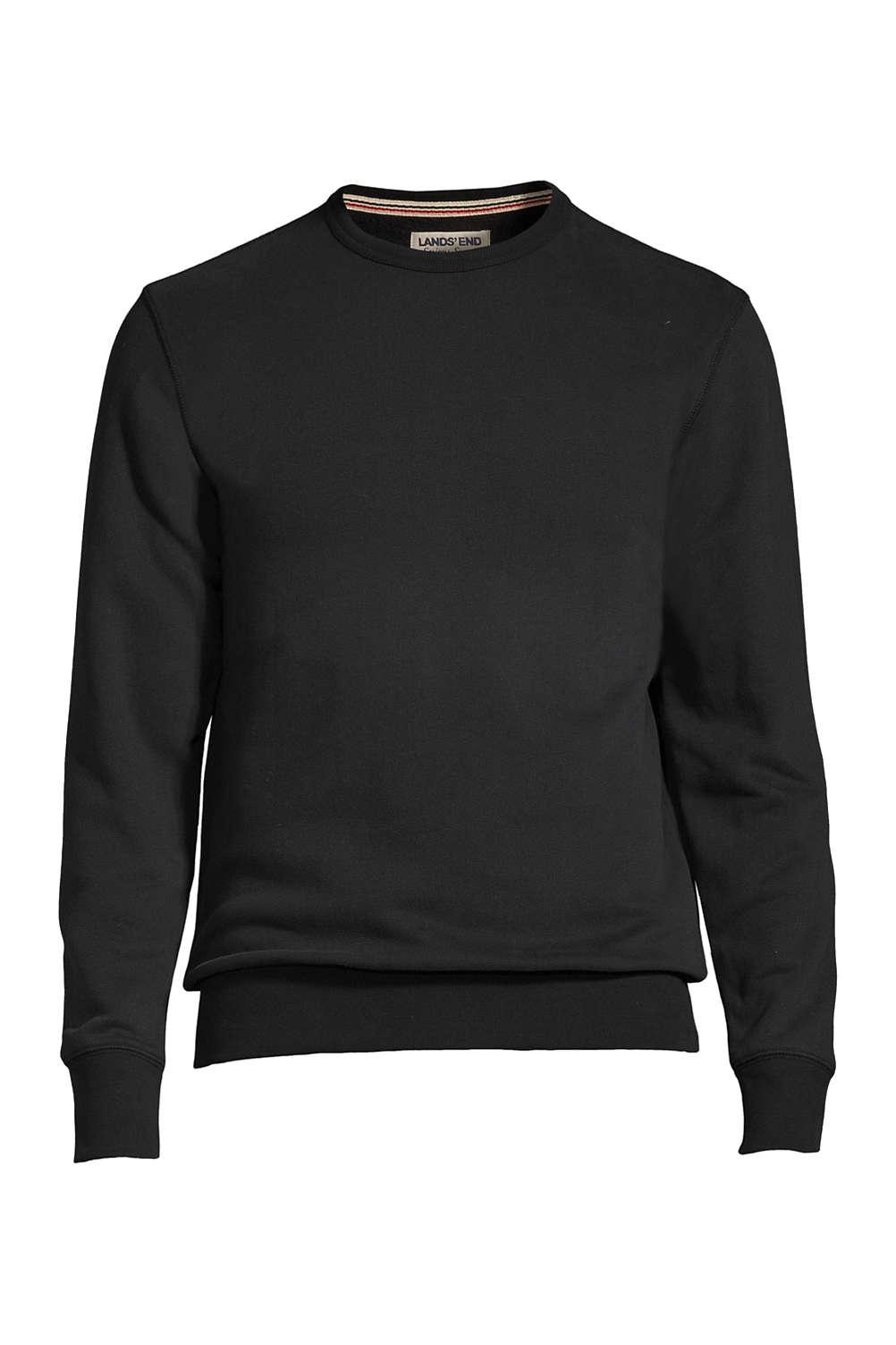842ec9c20 Men's Serious Sweats Crewneck Sweatshirt from Lands' End