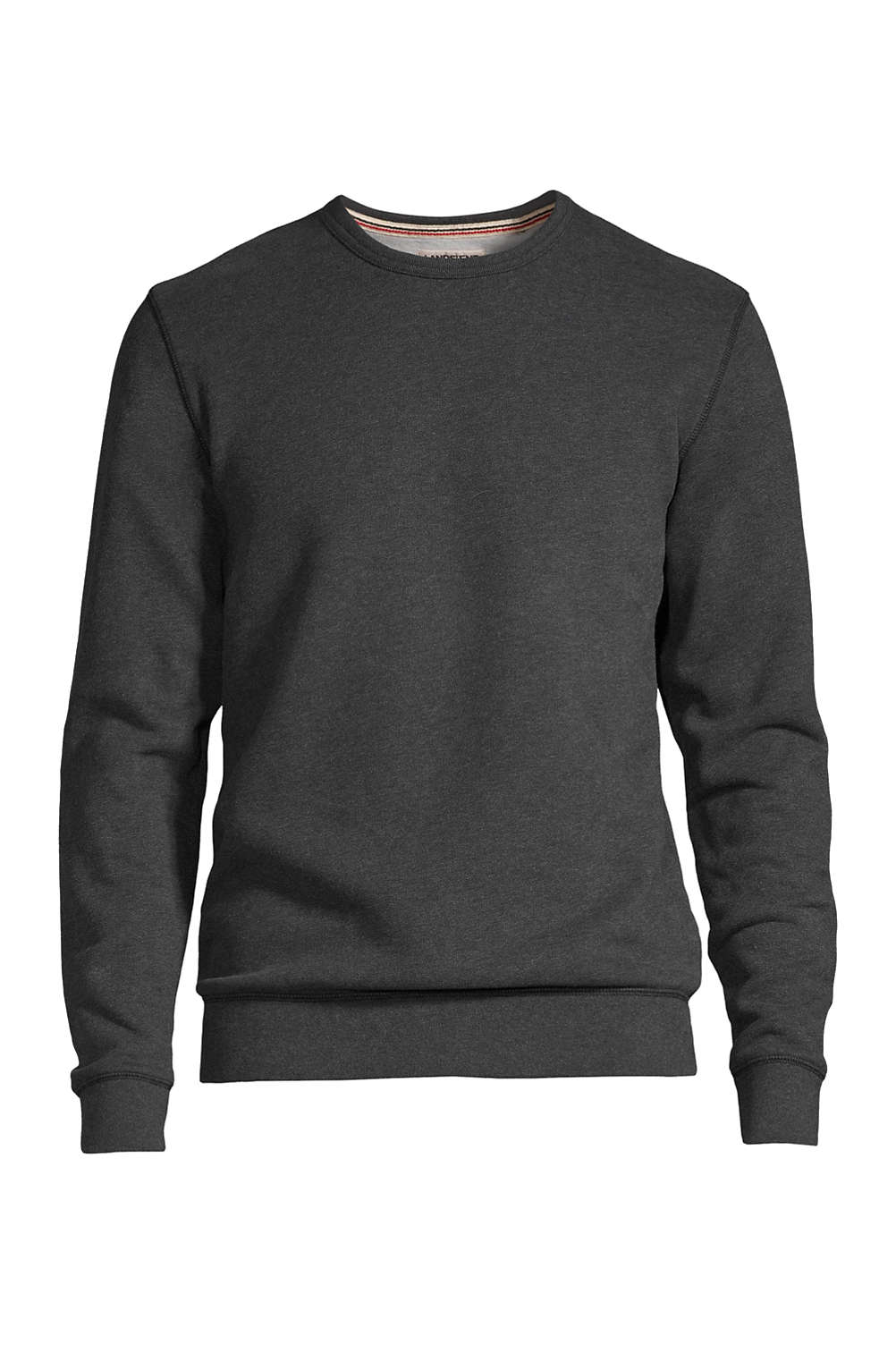 0d7fa31371f4 Men s Serious Sweats Crewneck Sweatshirt from Lands  End