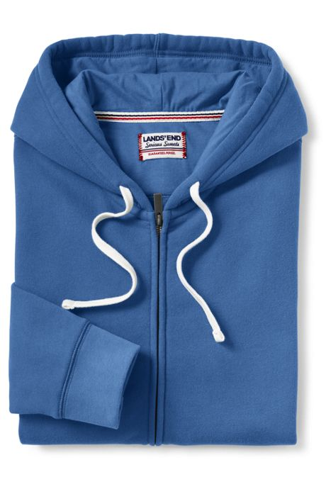 Men's Tall Serious Sweats Full Zip Hoodie