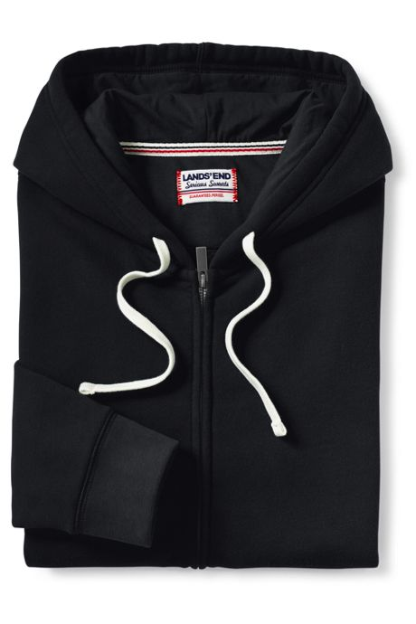 Men's Serious Sweats Full Zip Hoodie