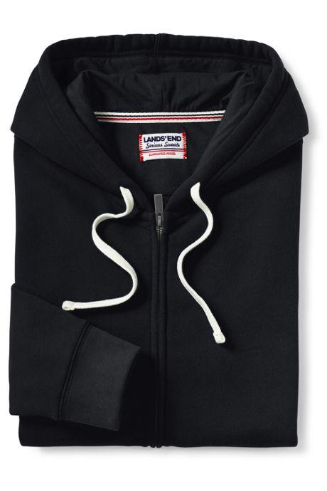 Men's Serious Sweats Full Zip Hoodie
