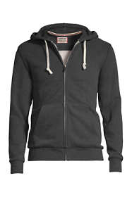 Men's Big and Tall Long Sleeve Serious Sweats Full-Zip Hoodie