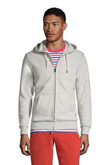 Men's Serious Sweats Hooded Zip Jacket