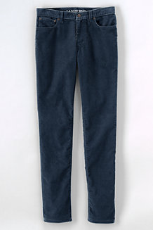 Men's Slim Fit Cord Jeans