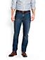 Vorgesäumte SLIM FIT Stretch-Jeans für Herren