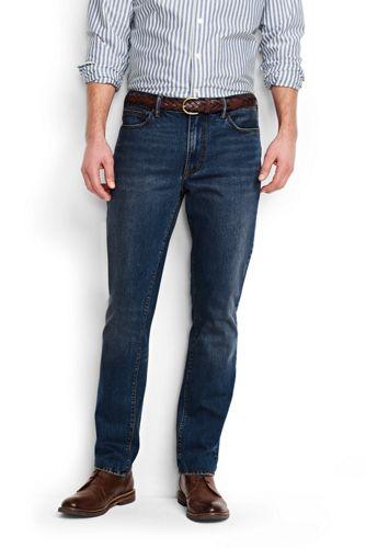 Men's Custom-length Slim Fit Jeans