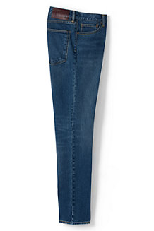 Men's Slim Fit Denim Jeans - custom length