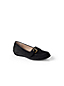 Les Chaussures Loafers en Daim Confort Femme, Taille Standard