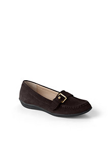 Women's Casual Suede Loafers