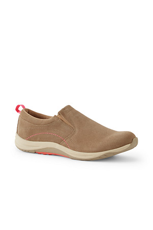 Women's Everyday Slip on Suede Shoes