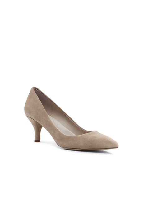 Women's Pointed Toe Pump Shoes