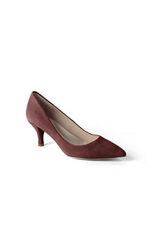 Women's Point Toe Court Shoes