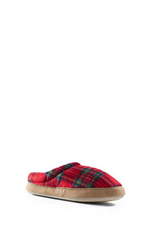 Women's Fleece Clog Slippers