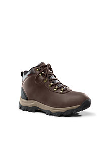 Men's  Leather Hiker Boots