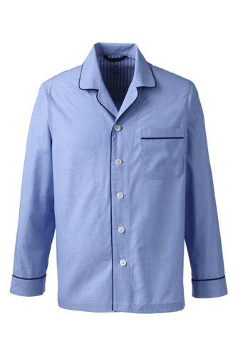 Men's Regular Broadcloth Pyjama Top