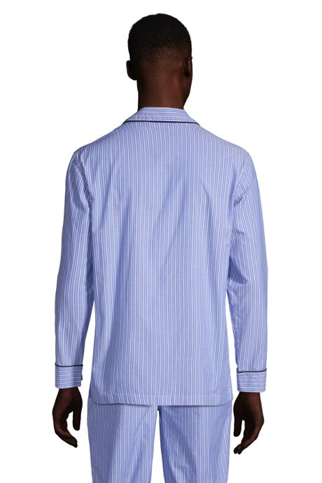 Men's Broadcloth Pajama Shirt