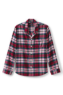 Men's Flannel Pyjama Shirt