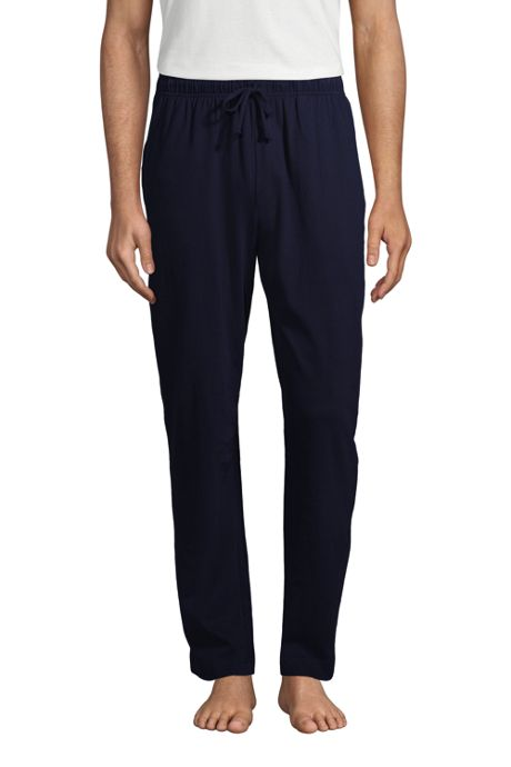 Men's Knit Jersey Sleep Pants